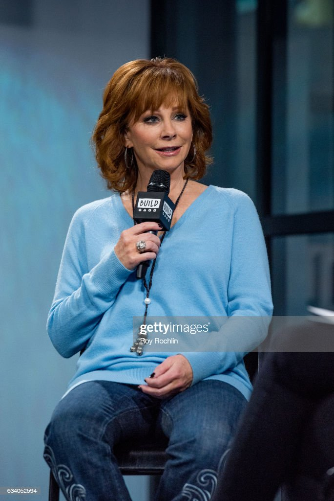 "Build Series Presents Reba McEntire  Discussing Her New Album ""Sing It Now: Songs Of Faith & Hope"""