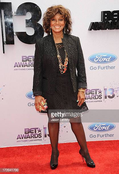 Singer Rebbie Jackson attends the 2013 BET Awards at Nokia Theatre L.A. Live on June 30, 2013 in Los Angeles, California.