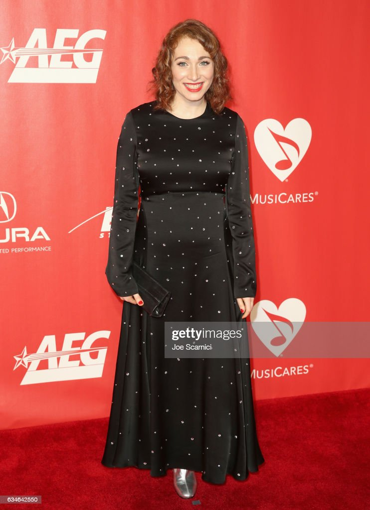 59th GRAMMY Awards - MusiCares Person of the Year Honoring Tom Petty -  Arrivals