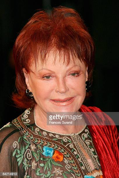 Singer Regine arrives at the opening gala night of the 31st annual Deauville Film Festival where the movie 'The Matador' is being screened on...