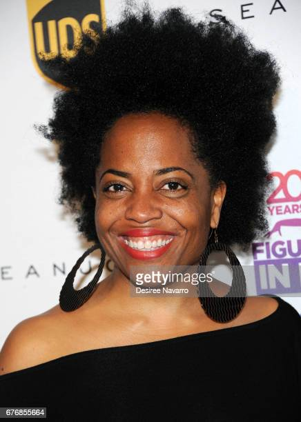 Singer Rhonda Ross attends Figure Skating In Harlem 20th Anniversary Champions In Life Benefit Gala at 583 Park Avenue on May 2 2017 in New York City