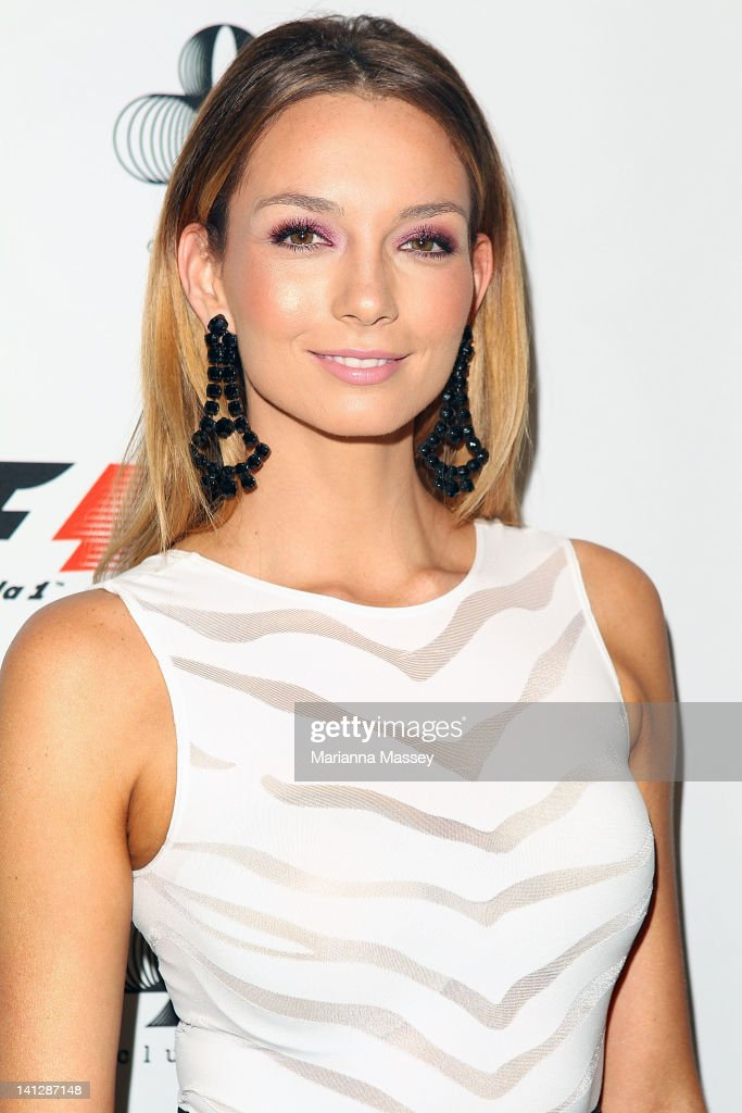 2012 Australian Grand Prix Opening Party