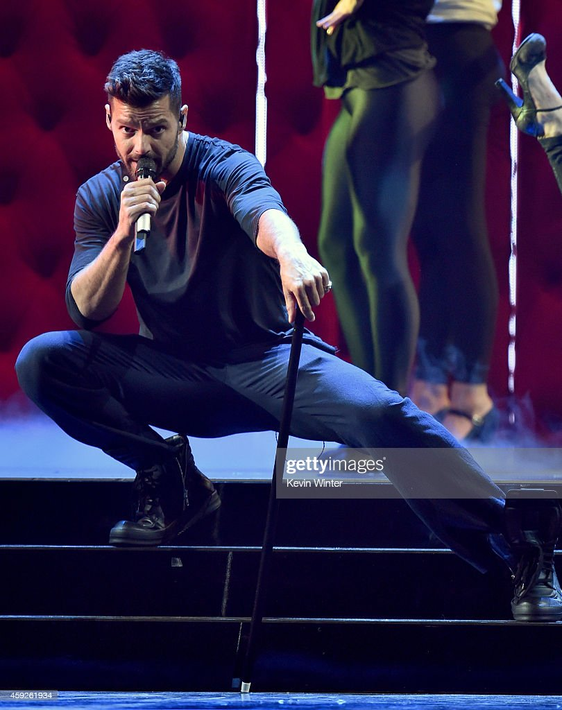 15th Annual Latin GRAMMY Awards - Rehearsals - Day 3