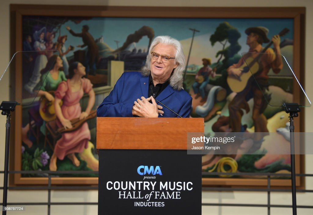 2018 Country Music Hall Of Fame Inductees Announcement