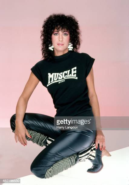 Singer Rita Collidge poses for a portrait in 1981 in Los Angeles California