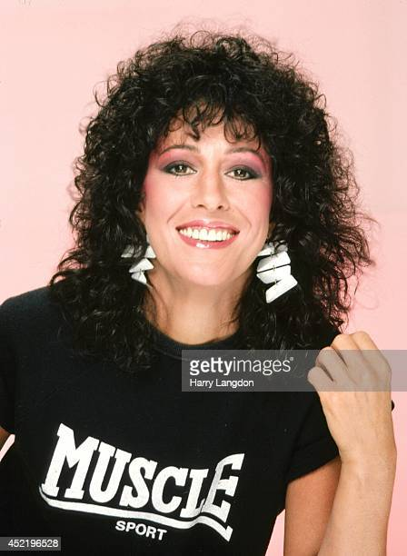 Singer Rita Collidge poses for a portrait in 1981 n Los Angeles California