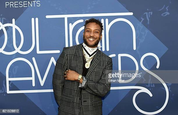 Singer Ro James attends the 2016 Soul Train Music Awards at the Orleans Arena on November 6 2016 in Las Vegas Nevada