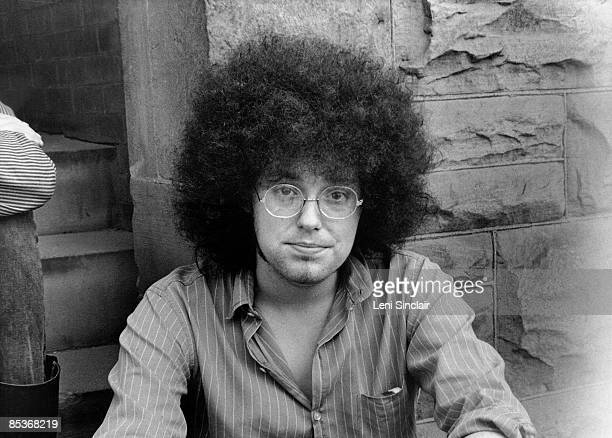 Singer Rob Tyner of the group MC5 poses for a portrait in 1967 in Detroit Michigan