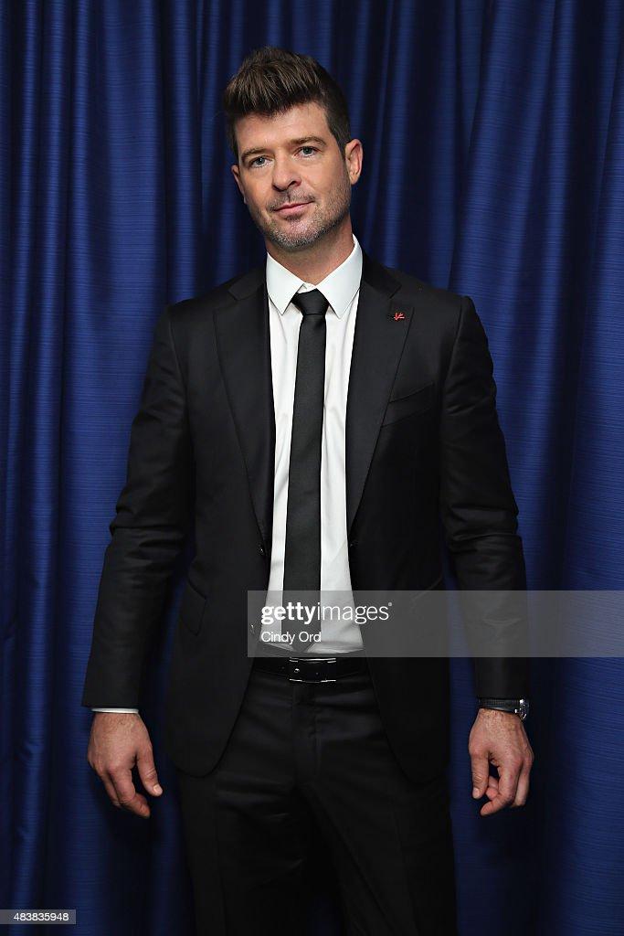 Celebrities Visit SiriusXM Studios - August 13, 2015
