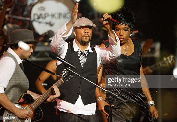 Singer Rocco DeLuca, rapper Common, singer Macy Gray perform during the 2007 ESPY Awards at the Kodak Theatre on July 11, 2007 in Hollywood,...