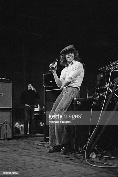 Singer Roger Daltrey of English rock group The Who 24th October 1973