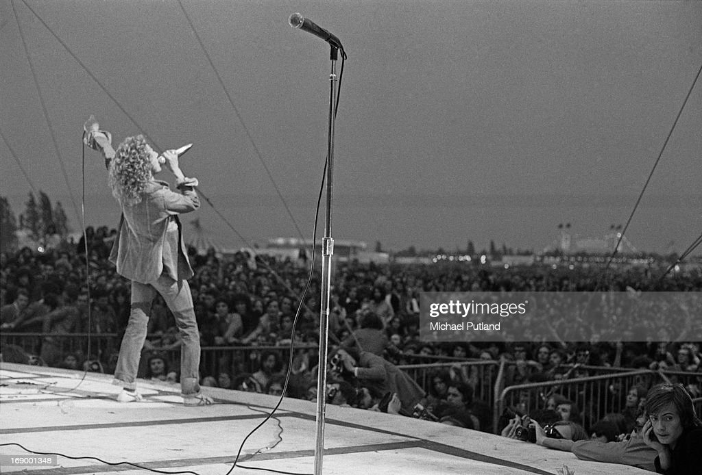 The Who In Paris : News Photo