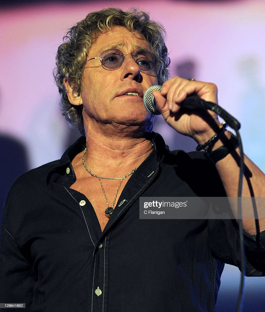 eeb4d6bb869a03 Singer Roger Daltrey performs The Who s  Tommy  at San Jose Civic ...