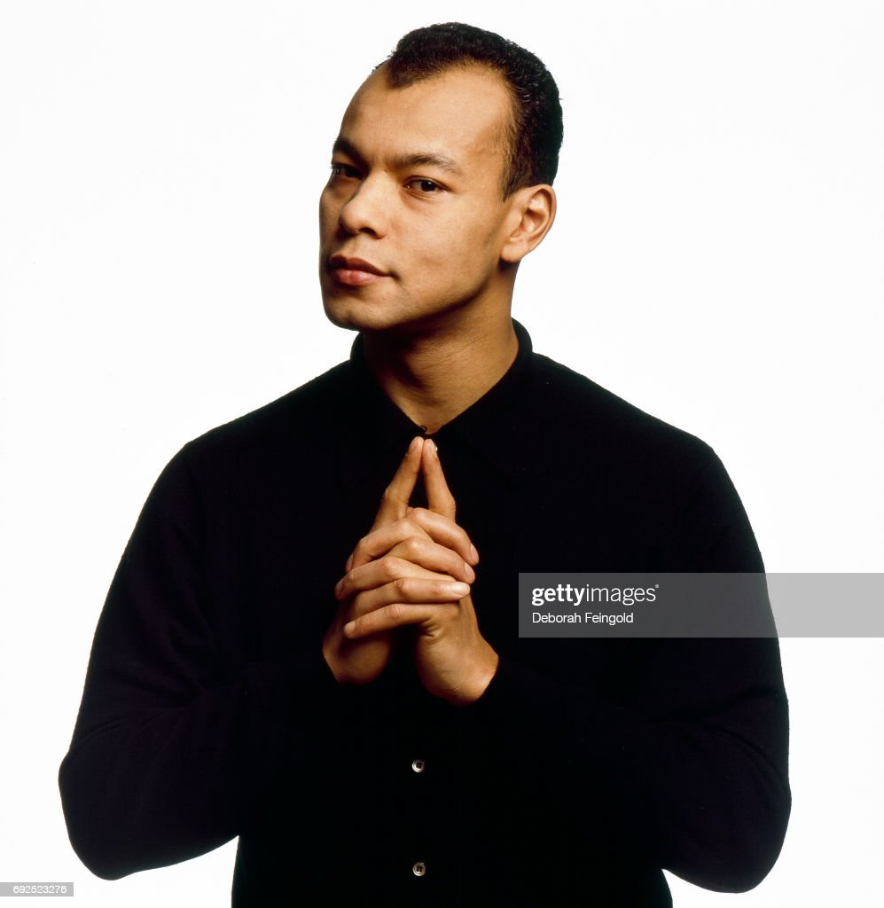 Roland gift portrait session pictures getty images singer roland gift poses for a portrait in 1989 in new york city new york negle Image collections