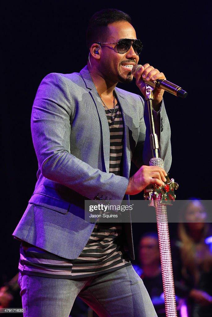 Romeo Santos In Concert - Kansas City, MO