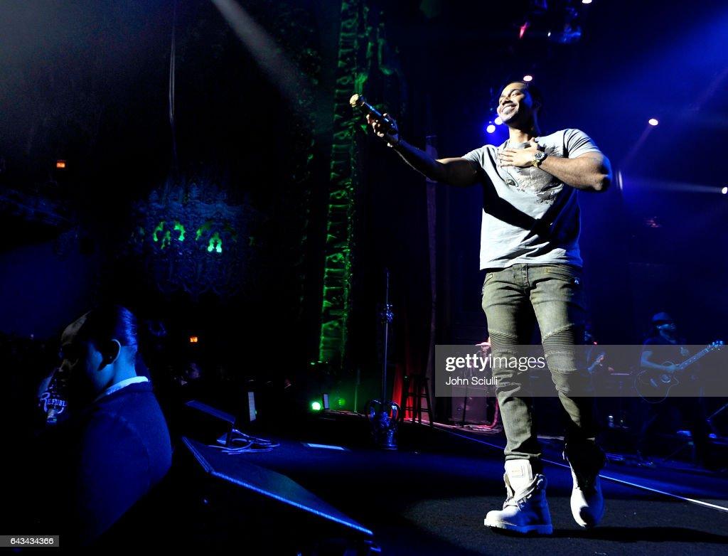 TIDAL X Sprint Presents Romeo Santos Los Angeles Pop-Up Concert