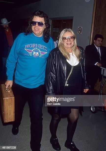 Ronnie Milsap with nice, Wife Joyce Milsap