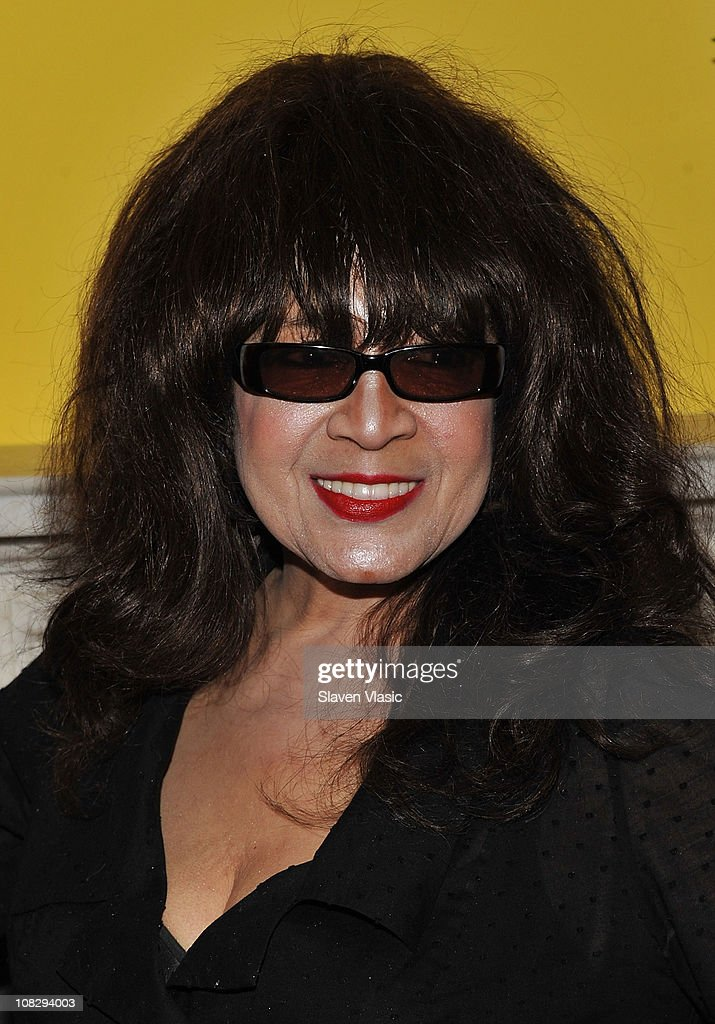 Singer Ronnie Spector attends the Recording Academy New York Chapter's 53rd GRAMMY Award Nominees Reception at Gracie Mansion on January 20, 2011 in New York City.