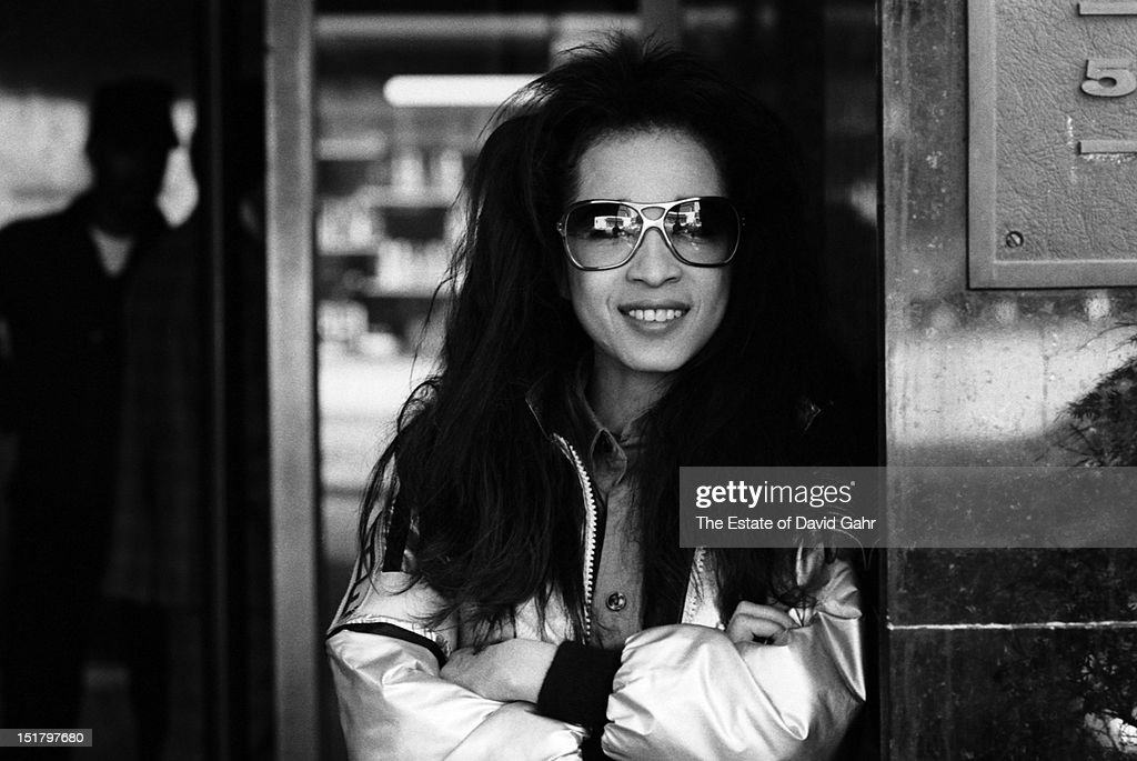 Singer Ronnie Spector poses for a portrait in March, 1977 in New York City, New York.