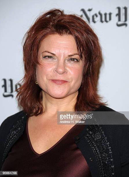Singer Rosanne Cash attends the 9th Annual New York Times Arts Leisure Weekend at The Times Center on January 8 2010 in New York City