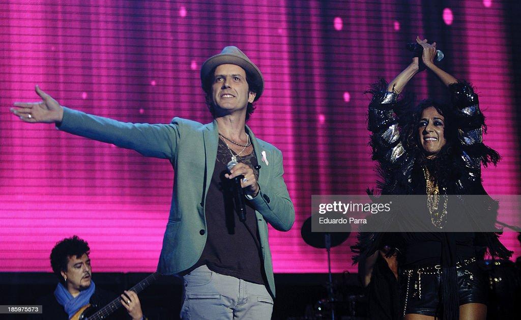 'Por Ellas' Concert in Madrid