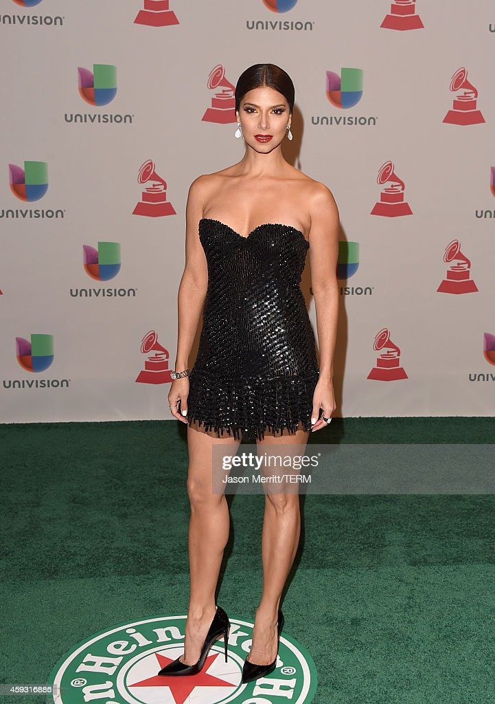 15th Annual Latin GRAMMY Awards - Arrivals