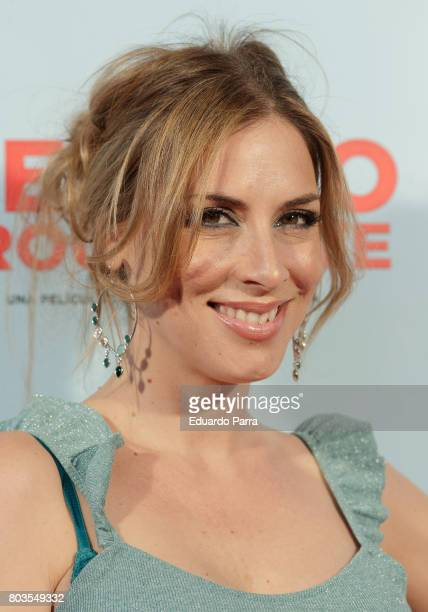 Singer Roser Murillo attends the 'Despido procedente' photocall at Callao cinema on June 29 2017 in Madrid Spain