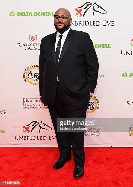 Singer Ruben Studdard attends the 141st Kentucky Derby Unbridled Eve Gala at Galt House Hotel Suites on May 1 2015 in Louisville Kentucky
