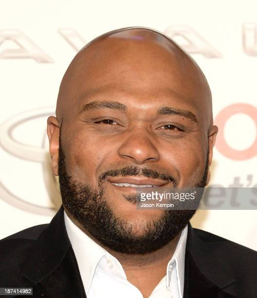 Singer Ruben Studdard attends the Soul Train Awards 2013 at the Orleans Arena on November 8 2013 in Las Vegas Nevada