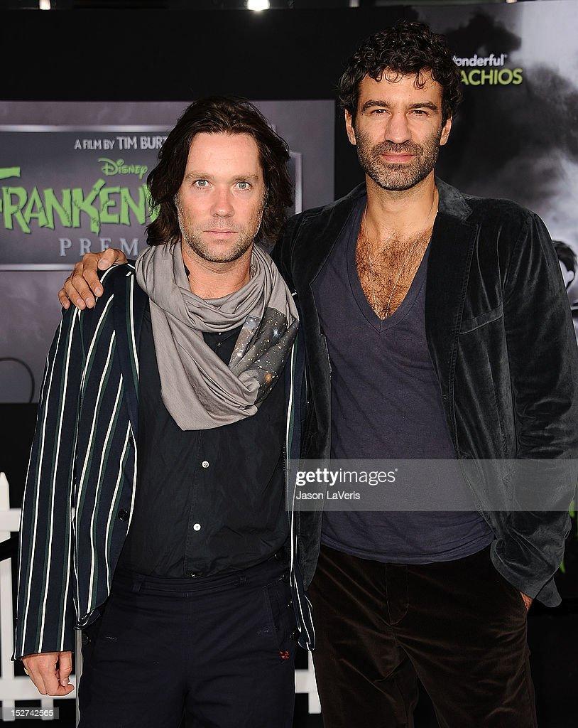 """""""Frankenweenie"""" - Los Angeles Premiere"""