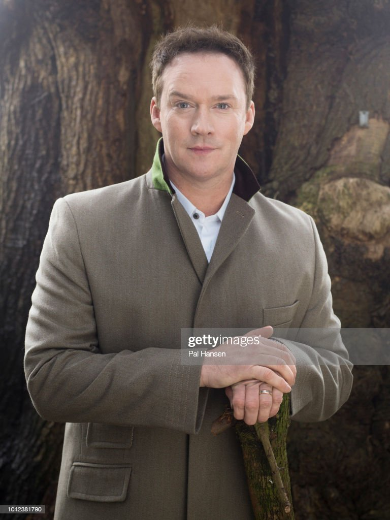 Russell Watson, Saga magazine UK, June 1, 2018 : News Photo