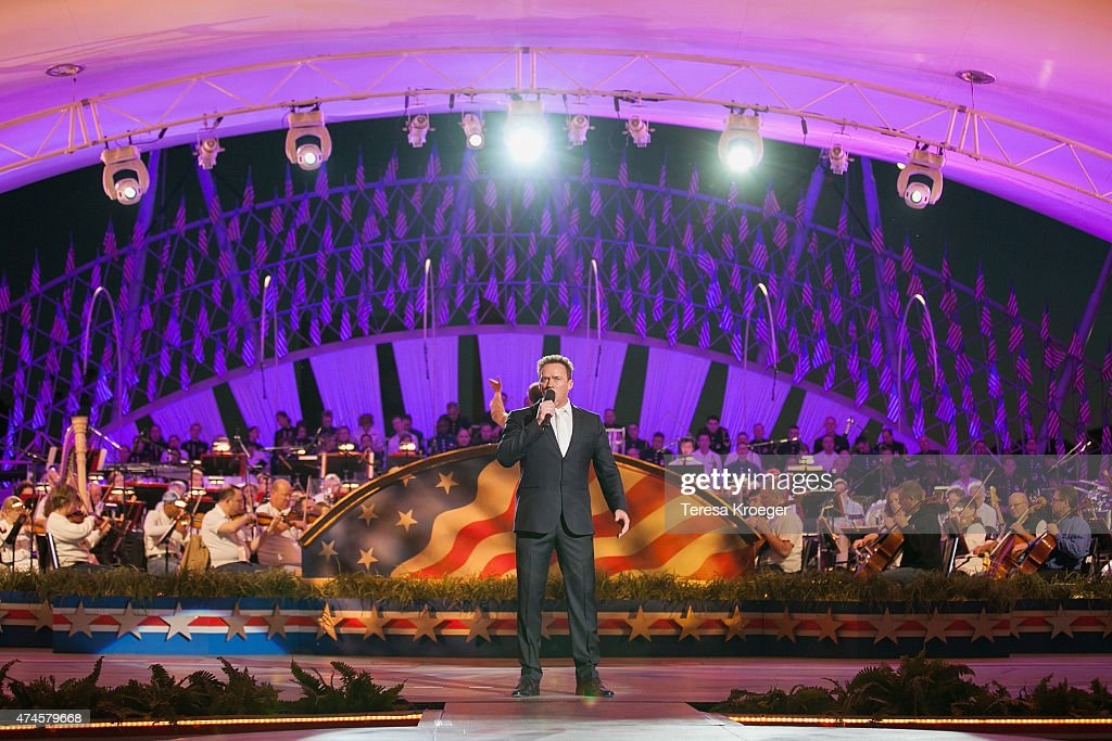 26th Anniversary Broadcast Of The National Memorial Day Concert - Rehearsals : News Photo
