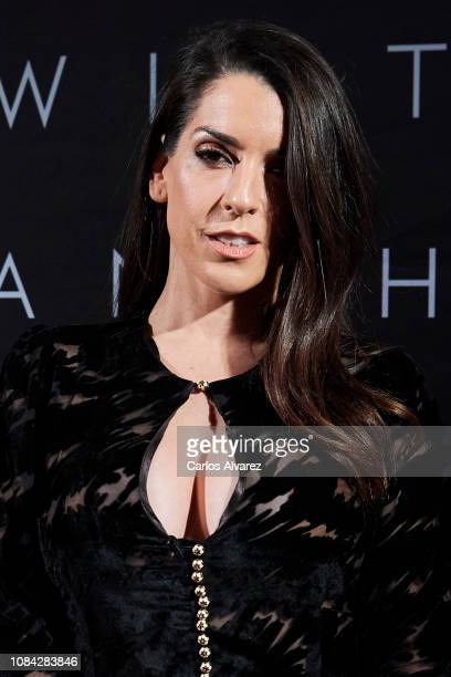 Singer Ruth Lorenzo attends the Winter Anthem Gala photocall at Circulo de Bellas Artes on December 18, 2018 in Madrid, Spain.