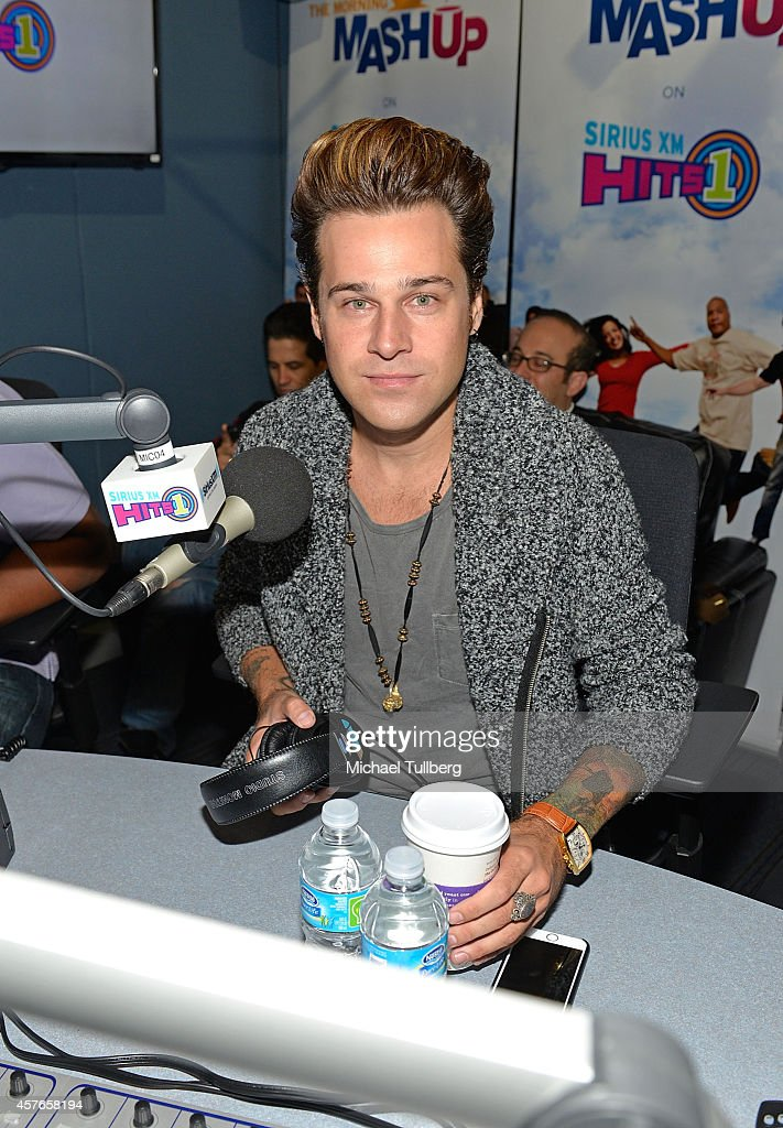 SiriusXM Hits 1's The Morning Mash Up Broadcast From The SiriusXM Studios In Los Angeles - October 22, 2014