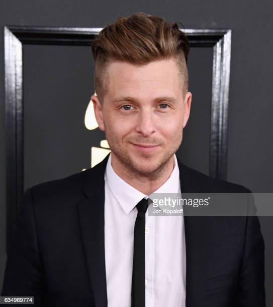 Singer Ryan Tedder attends The 59th GRAMMY Awards at STAPLES Center on February 12 2017 in Los Angeles California