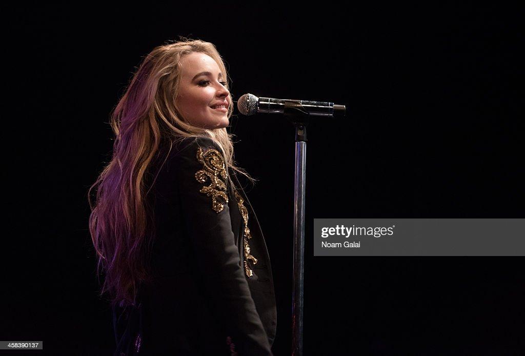 Sabrina Carpenter In Concert - New York, NY : News Photo