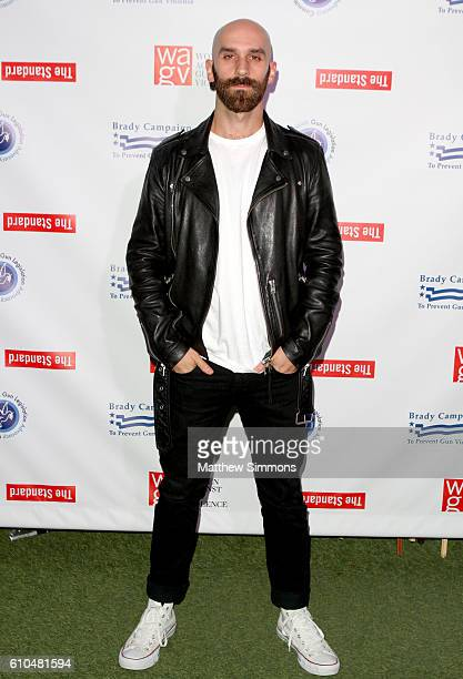 Singer Sam Harris attends The Concert Across America To End Gun Violence at The Standard Hotel on September 25 2016 in Los Angeles California