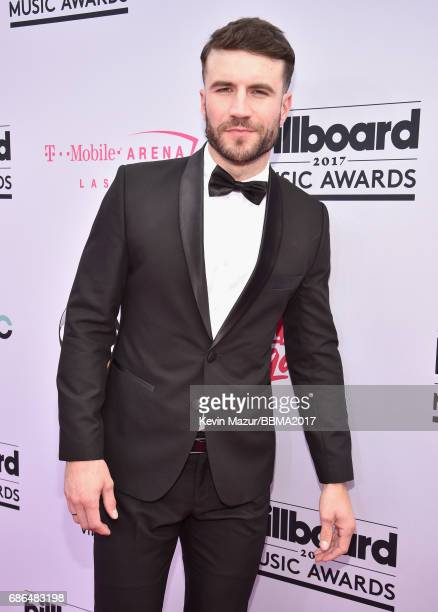 Singer Sam Hunt attends the 2017 Billboard Music Awards at TMobile Arena on May 21 2017 in Las Vegas Nevada