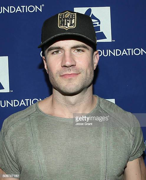 Singer Sam Hunt attends the GRAMMY Foundation¨Õs annual GRAMMY In The Schools Live Ð A Celebration of Music Education presented by Ford Motor Company...