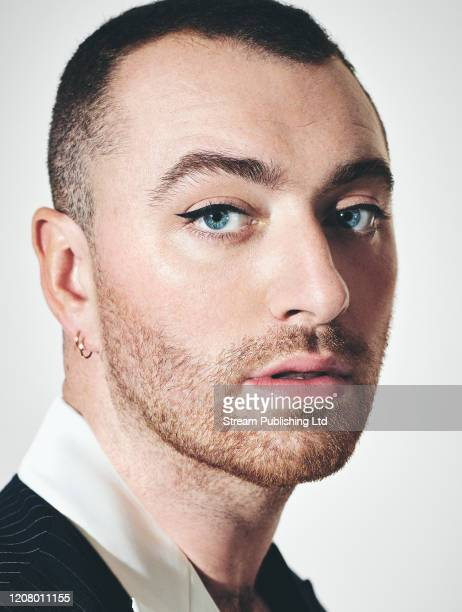Singer Sam Smith is photographed for Attitude magazine on September 10, 2019 in London, England.