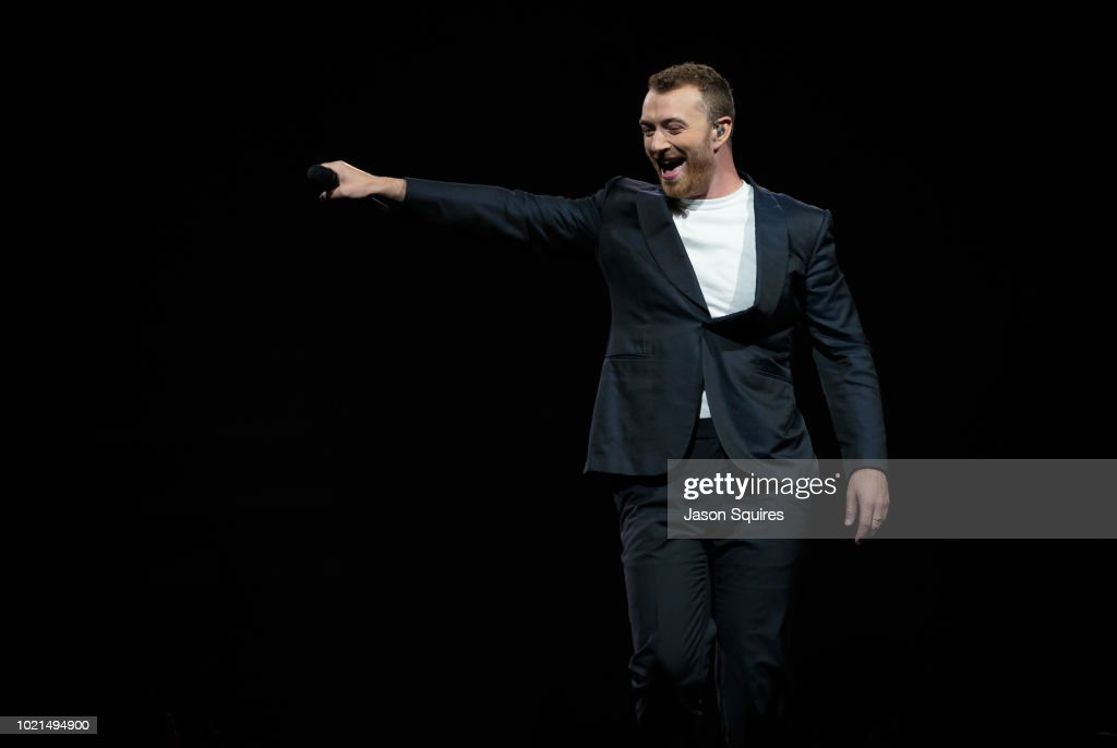 Sam Smith In Concert - Kansas City, MO