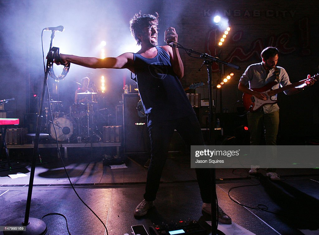 Singer Sameer Gadhia Of Young The Giant Performs At The Power U0026 Light  District On July