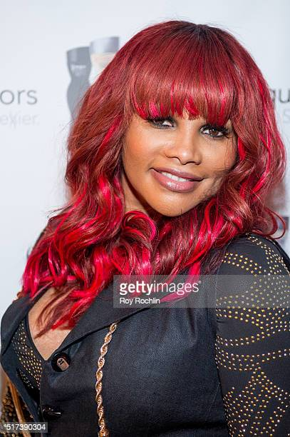 Singer Sandra Pepa Denton attends SaltNPepa Kicks Off I Love 90's Tour at W New York Downtown on March 17 2016 in New York City