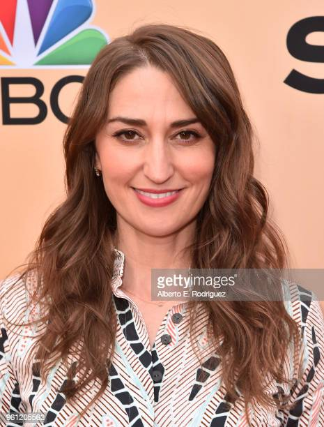 Singer Sara Bareilles attends an FYC Event for NBC's 'Jesus Christ Superstar Live in Concert' at the Egyptian Theatre on May 21 2018 in Hollywood...