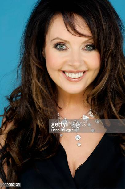 Singer Sarah Brightman at the Concert For Diana 2007