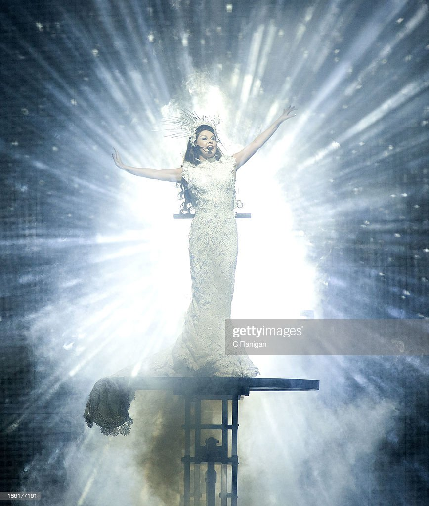 Sarah Brightman Performs At The SAP Center