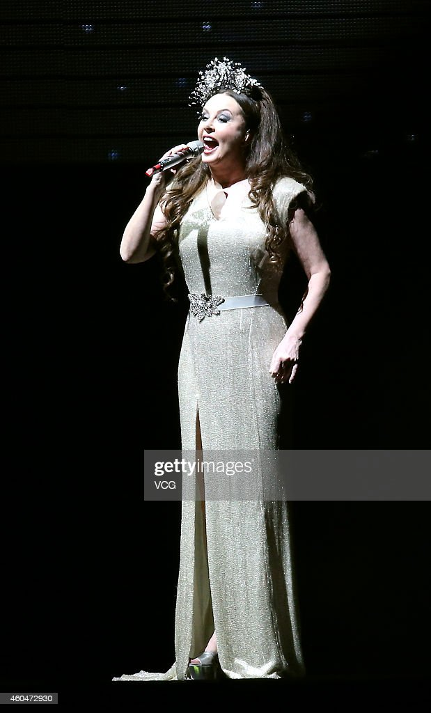 Sarah Brightman Holds Live In Taipei