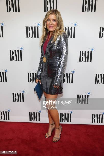Singer Sarah Buxton attends the 65th Annual BMI Country awards on November 7 2017 in Nashville Tennessee