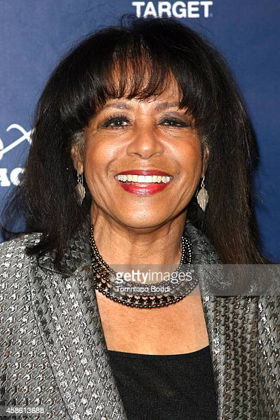 Singer Scherrie Payne attends the 'Impressions A Magical Night Of Dance' a fundraiser for the Debbie Allen Aance Academy held at The Wallis Annenberg...