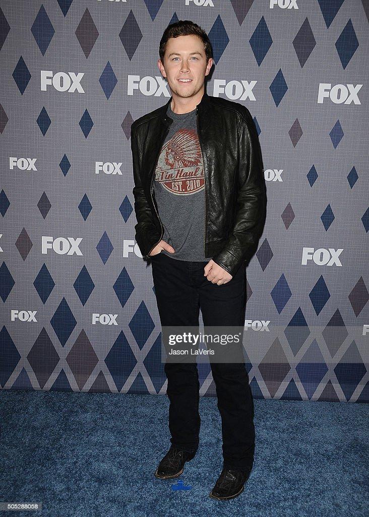 FOX Winter TCA 2016 All-Star Party - Arrivals